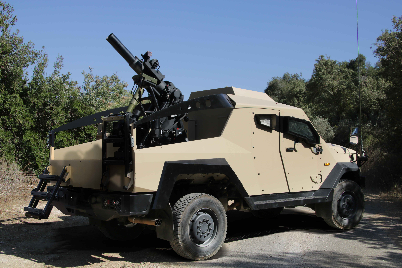 SandCat 4×4 Light Armored Vehicle 010