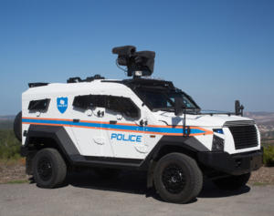 Milipol 2017: Plasan to unveil new version of its SandCat Stormer for Police and anti-terrorism